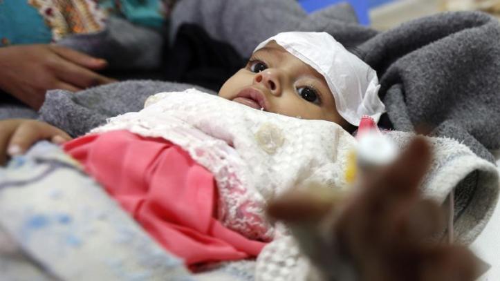 child yemen
