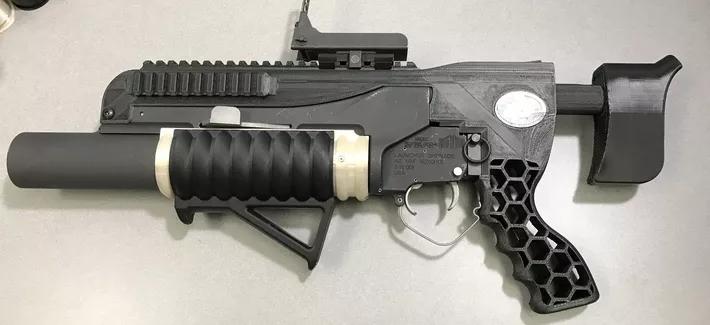 dark web gun