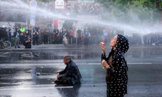 g20 protester