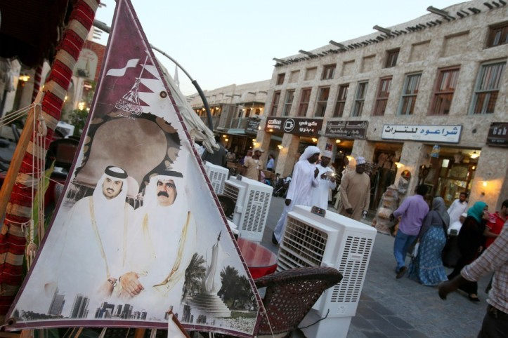 qatar large