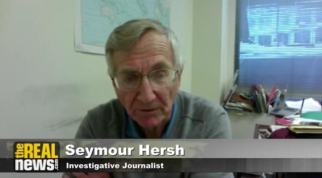Seymour Hersh vid