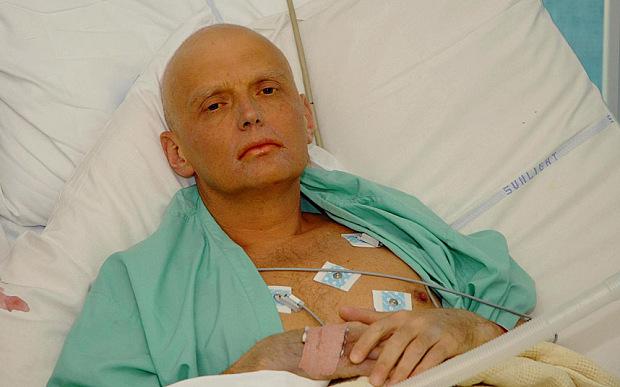 Alexander Litvinenko Murder