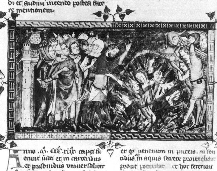 800px-1349_burning_of_Jews-European_chronicle_on_Black_Death