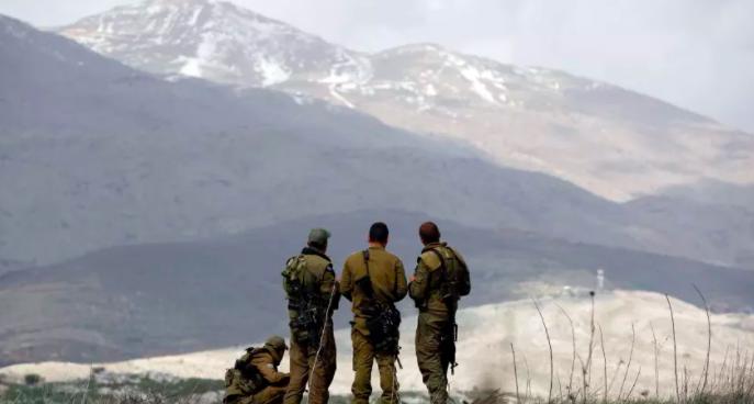 Isael Syria Iran