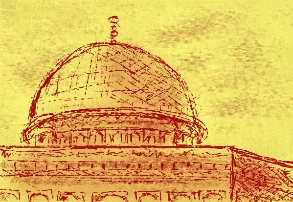 podcast al aqsa illustration
