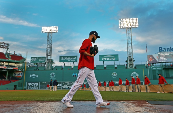 2018 World Series: LA Dodgers Vs Boston Red Sox At Fenway Park