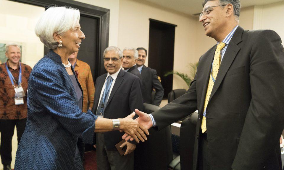 Imf Links Pakistan Bailout Talks To Financial Blacklist Hawkins Bay Dispatch