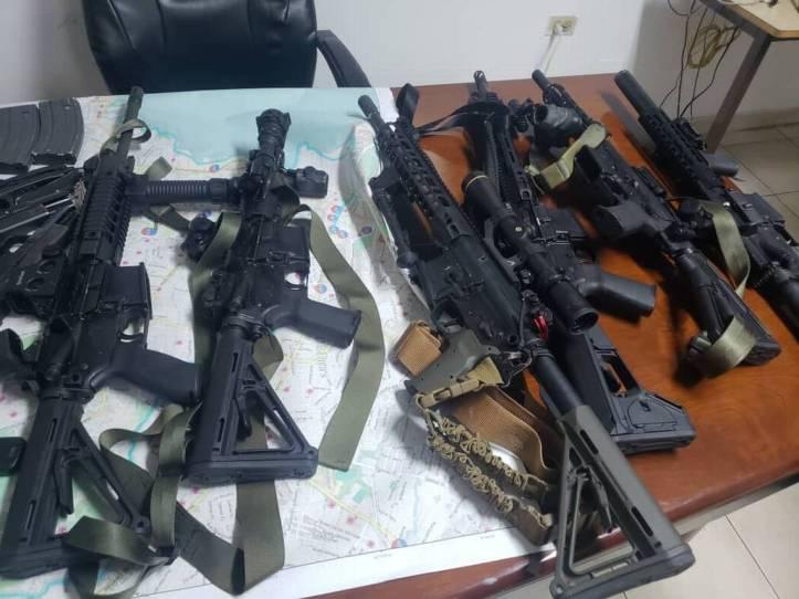 Haiti guns
