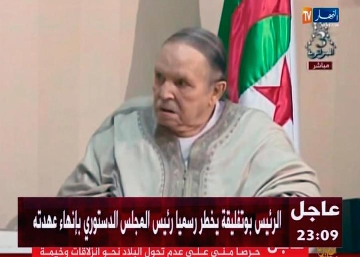 Algeria-Bouteflika