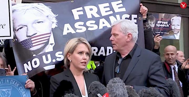 Assange lawyers