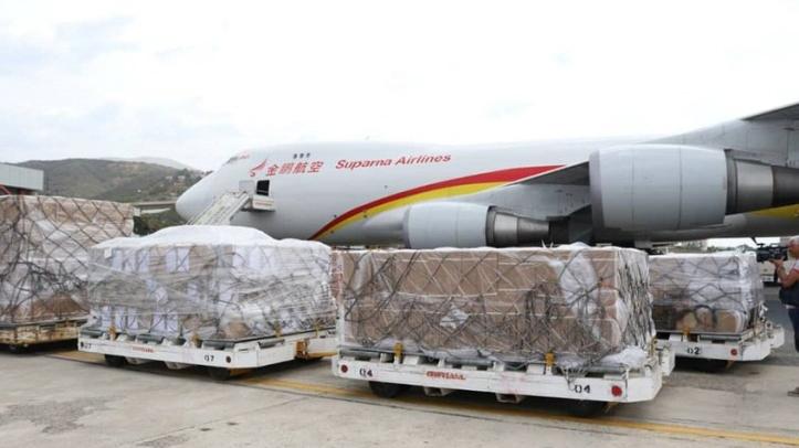 china-envia-71-toneladas-de-asistencia-tecnica-humanitaria-a-venezuela-23703