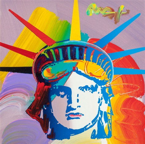 peter-max-statue-of-liberty