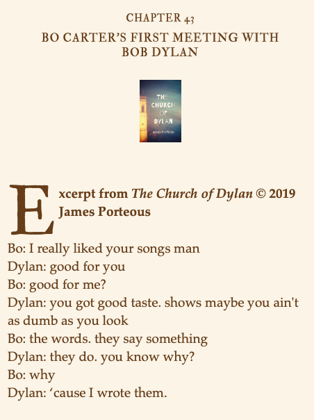 Bo Dylan